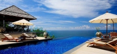 Breathtaking ocean view at Lomchoy, Phuket 4 bedrooms villa in Patong.